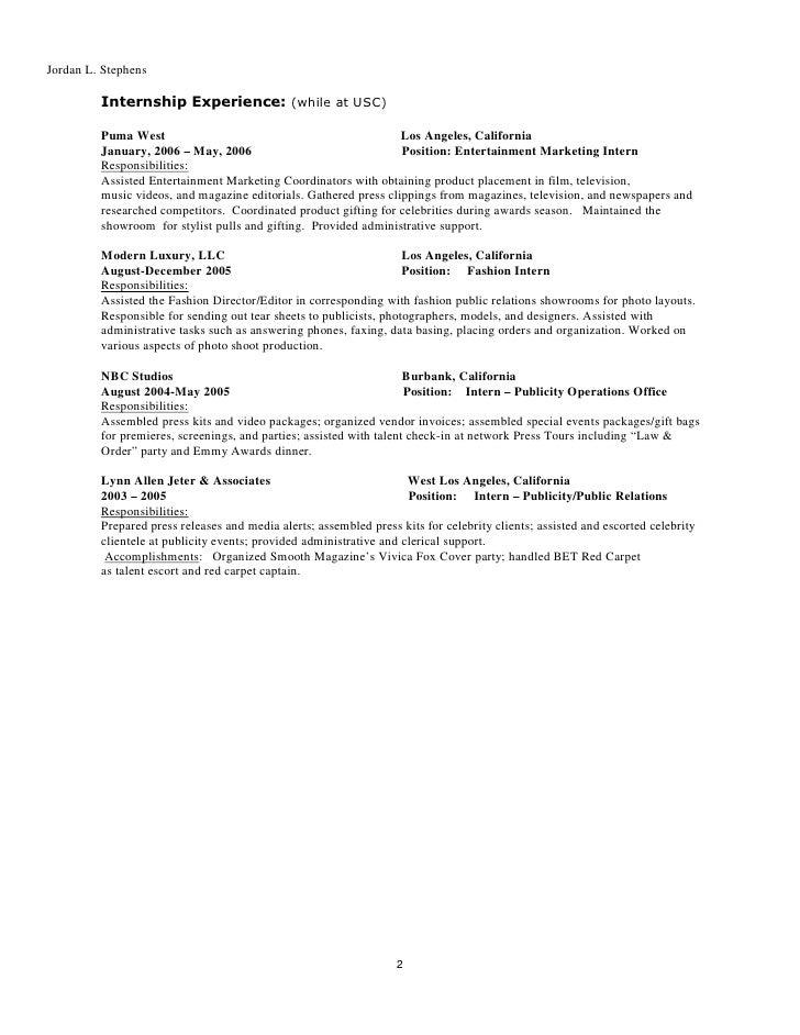 c fakepath jls resume addendum march 2010 2009