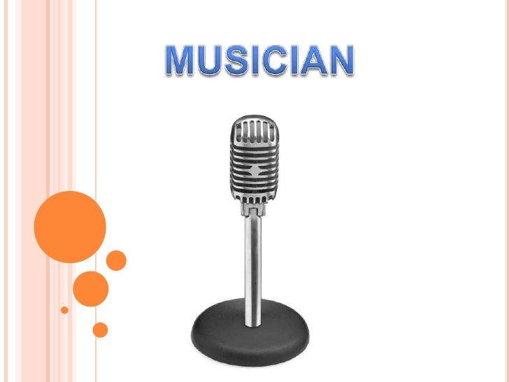MUSICIAN<br />