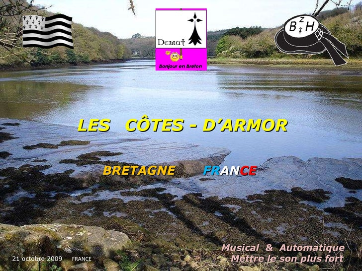 Les Côtes-D'armor, Bretagne, FRANCE
