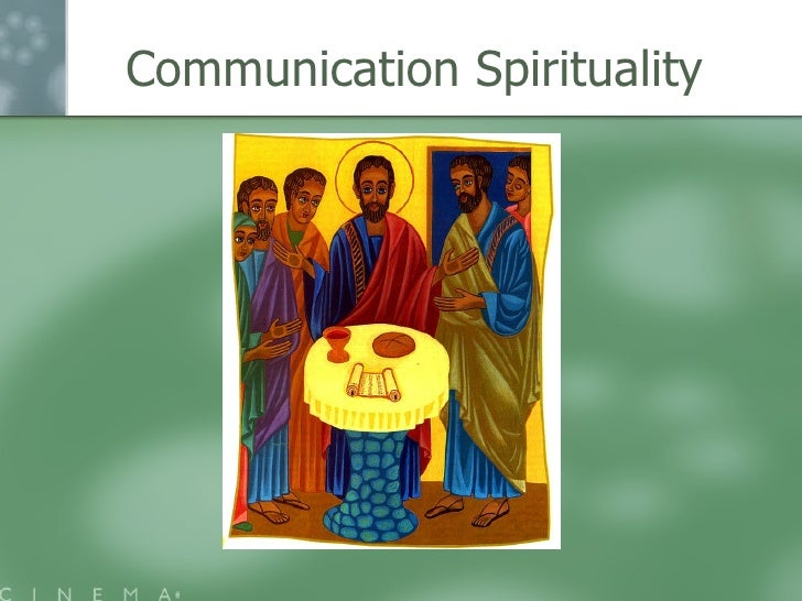 Communication Spirituality