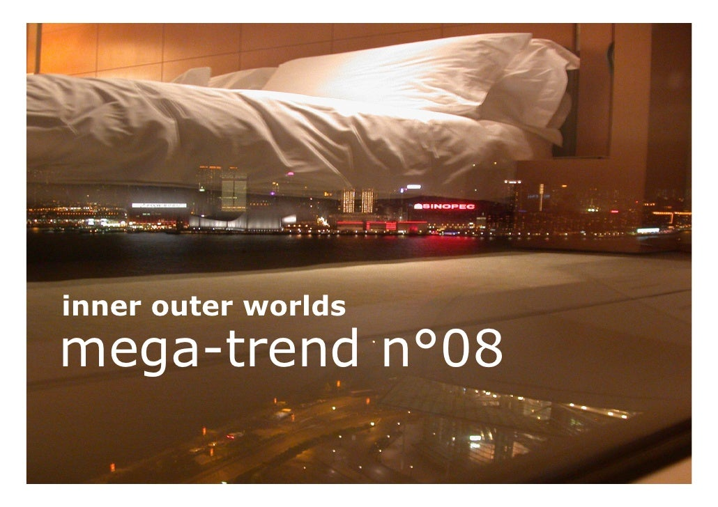 inner outer worlds mega-trend n°08                       style-vision   page 0