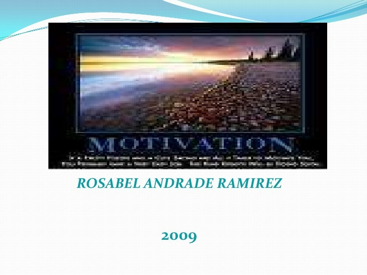 ROSABEL ANDRADE RAMIREZ<br />2009<br />