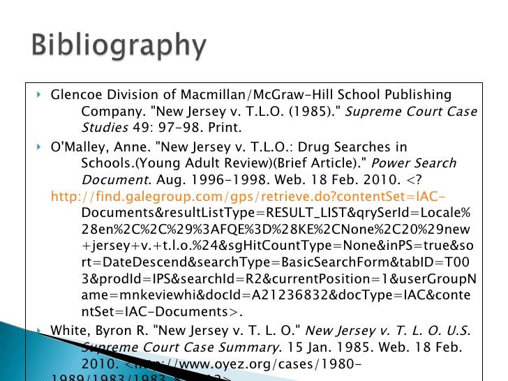 Supreme court case studies glencoe mcgraw hill answers