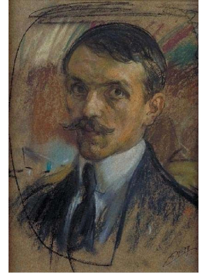Nicanor Piñole's Paintings