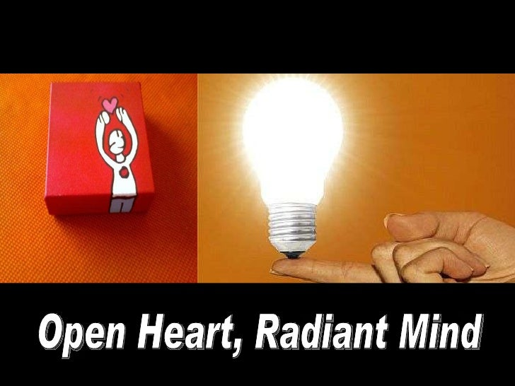Open Heart, Radiant Mind