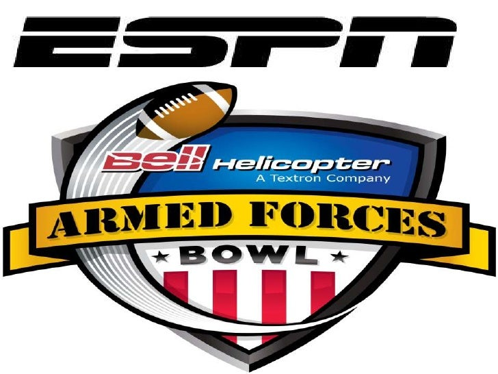 ESPN and Armed Forces Bowl