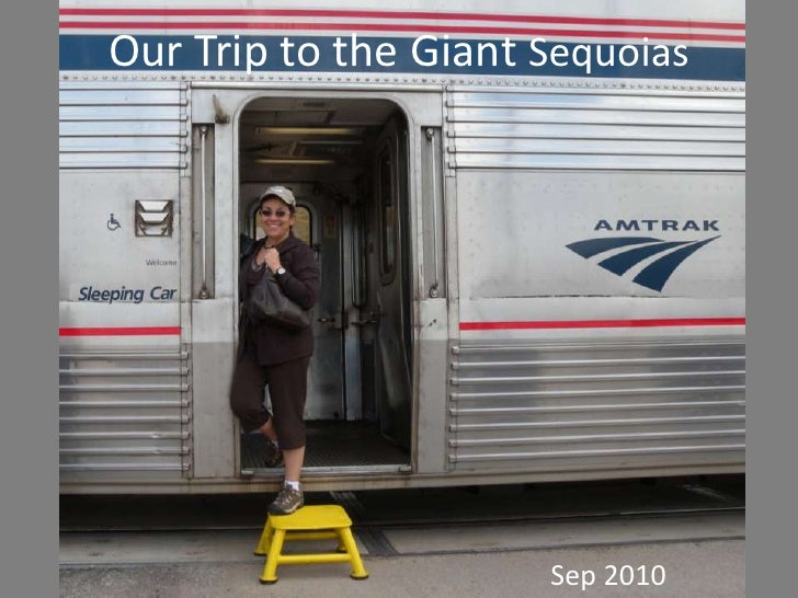 Our Trip to the Giant Sequoias<br />Sep 2010<br />
