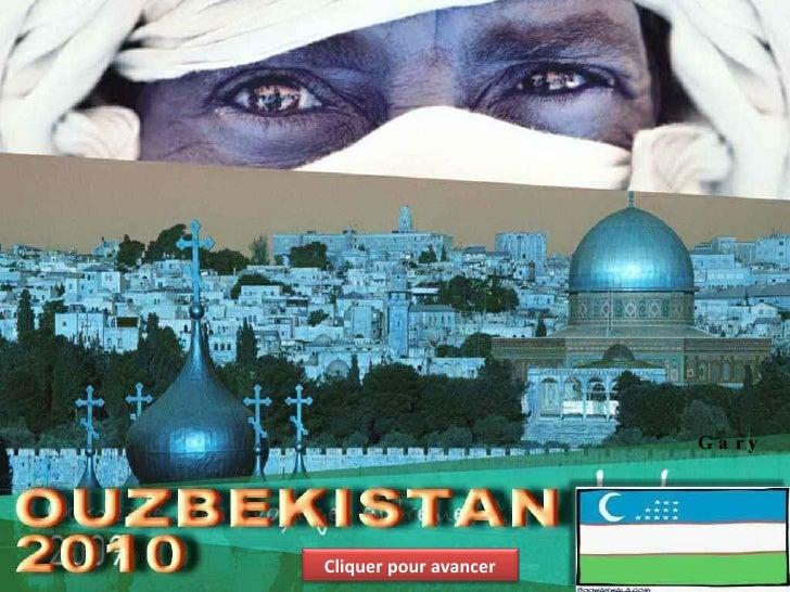 Ouzbekistan 2010 -  Gary