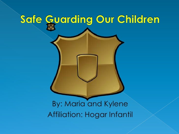 Safeguarding Our Children