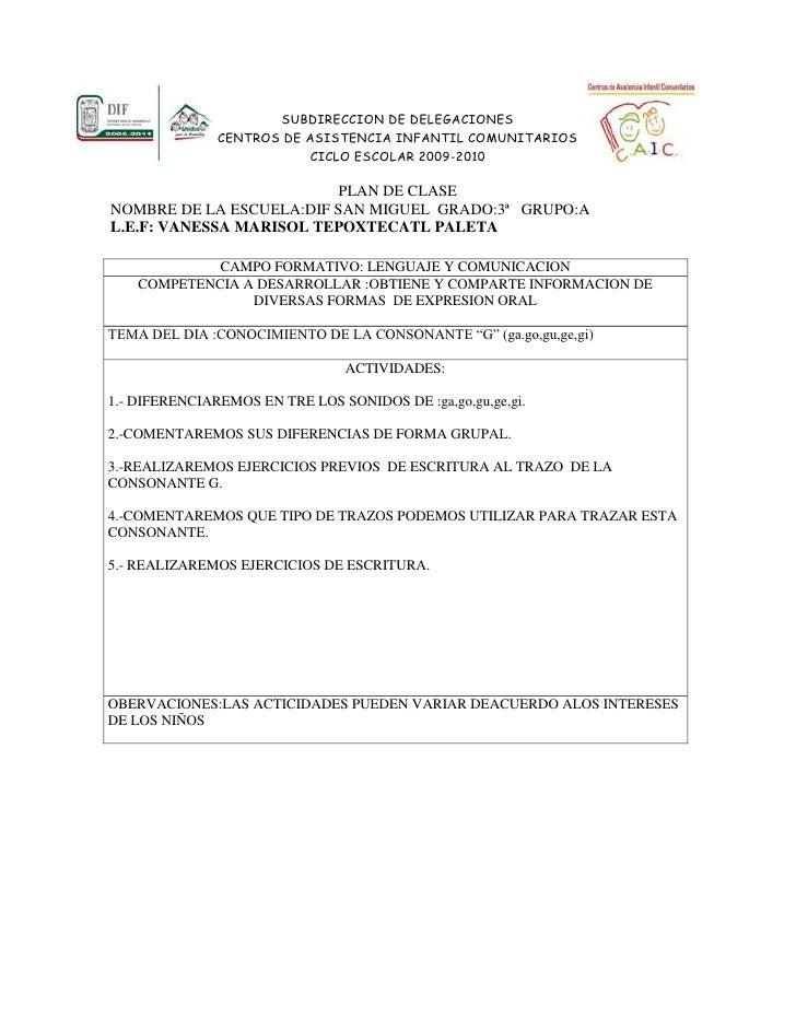 4663440-109220-337185-80645<br />SUBDIRECCION DE DELEGACIONES<br />CENTROS DE ASISTENCIA INFANTIL COMUNITARIOS<br />CICLO ...