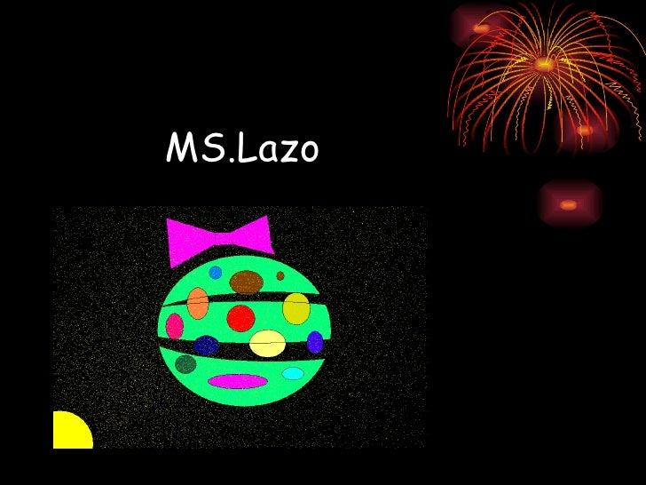 MS.Lazo