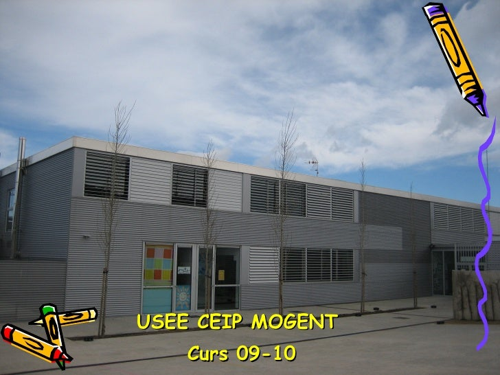 USEE CEIP MOGENT  Curs 09-10