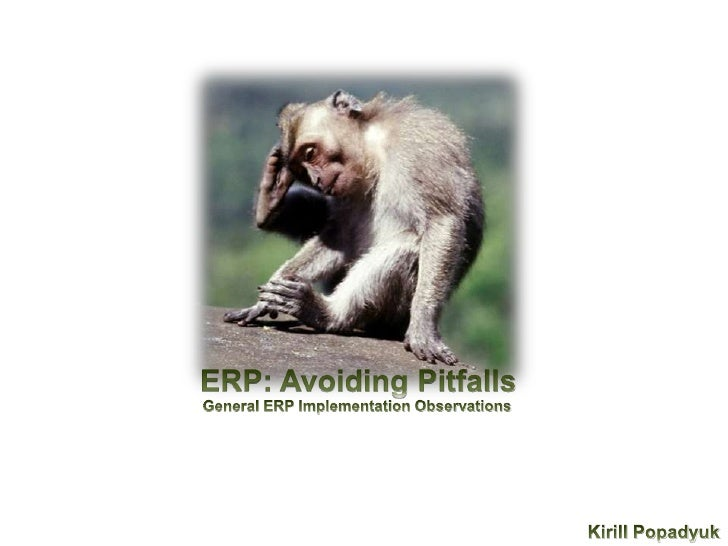 ERP Implementation: Avoiding Common Pitfalls
