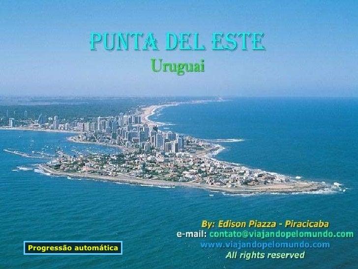 Présentation sur L'Uruguay