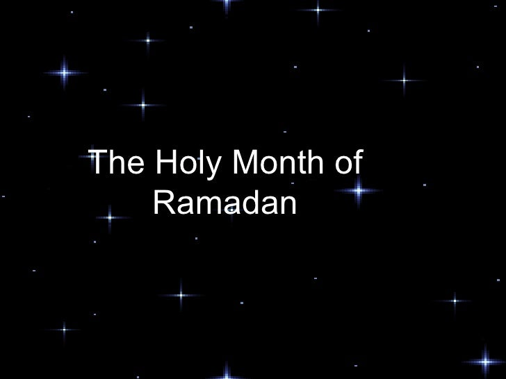 Ramadan (lite)