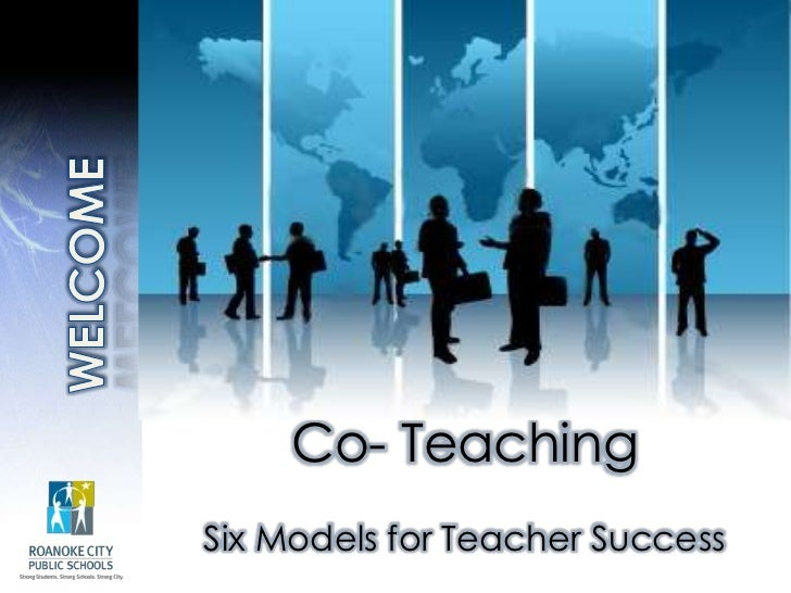 Collaborative Co Teaching Model : Co teaching six models for teacher success