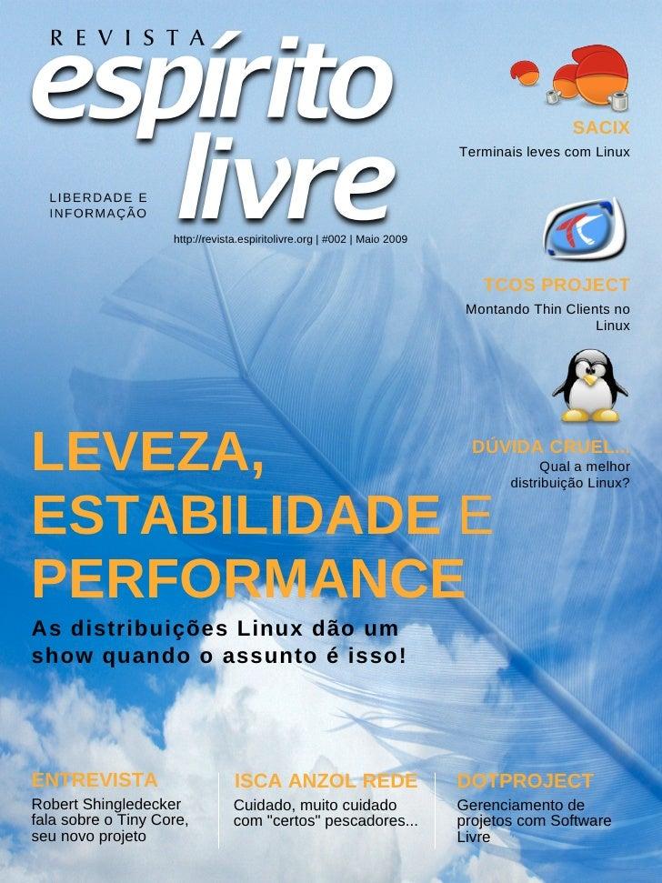 Revista Espirito Livre 002