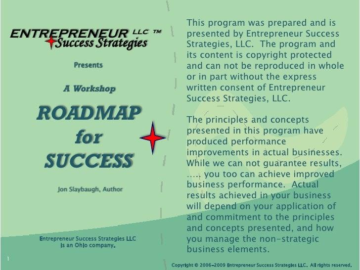 This program was prepared and is ENTREPRENEUR                         LLC   TM                                            ...