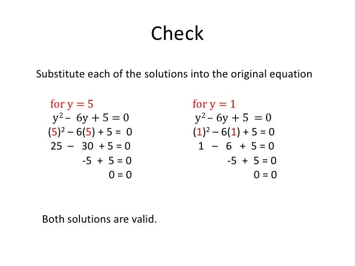 Quadratic Function In Standard Form Examples - Info