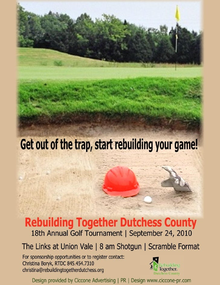 Get out of the trap, start rebuilding your game!