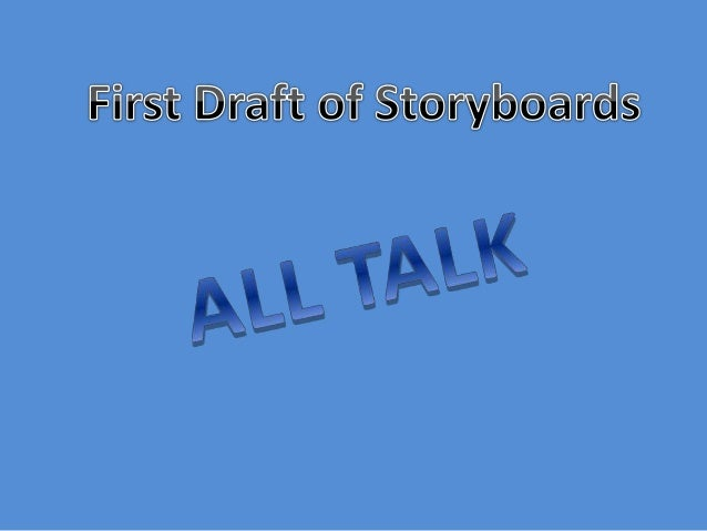 C:\Fakepath\Storyboard Presentation