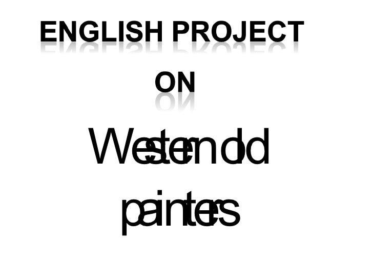 Western old painters
