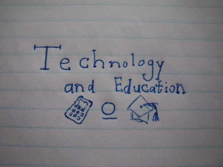 Technology And Education Tim A L