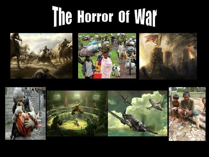 The  Horror  Of  War