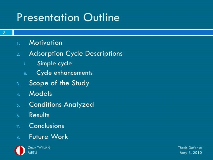 phd dissertation defence ppt