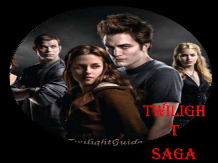 Twilight<br />Saga<br />