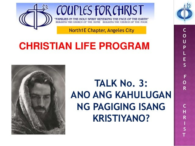 Cfc clp talk 3