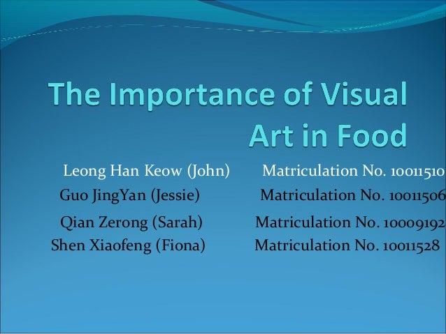 Leong Han Keow (John) Matriculation No. 10011510 Guo JingYan (Jessie) Matriculation No. 10011506 Qian Zerong (Sarah) Matri...