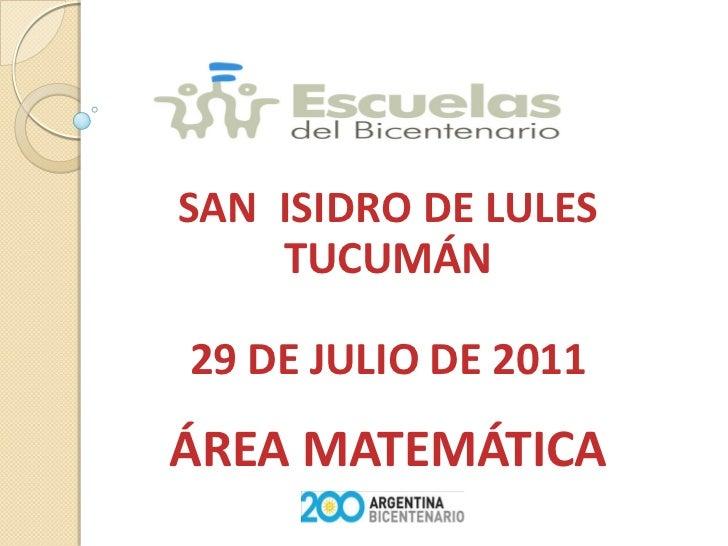 Presentación CFDS Julio_2011