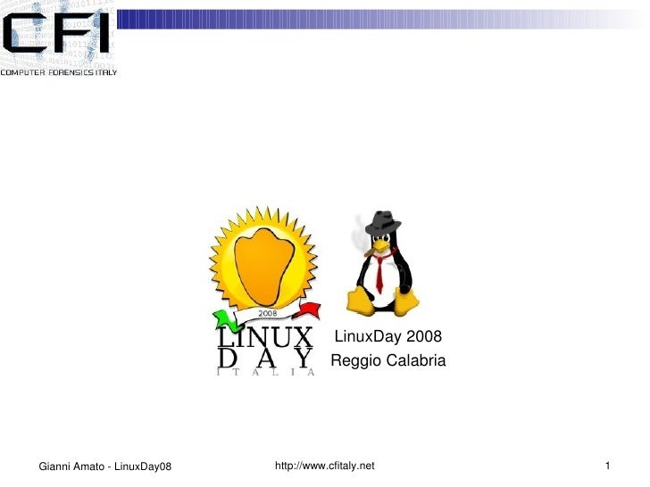 Indagini Digitali: Linux e l'Analisi Forense