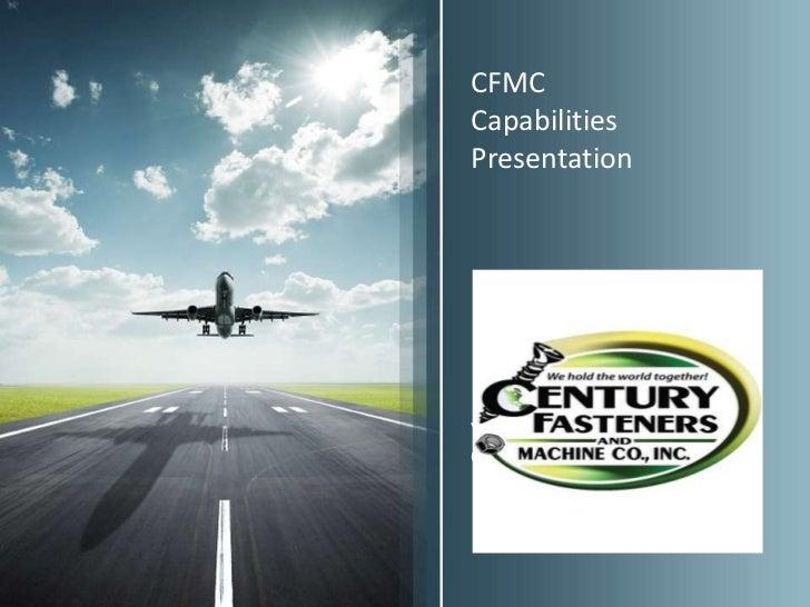 Cfmc info