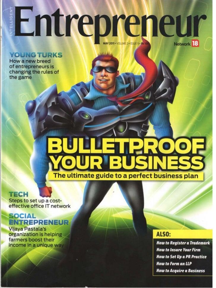 Entrepreneur Magazine: CFO: Engine of the Finance Function.