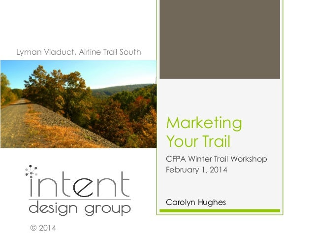 Marketing Your Trail