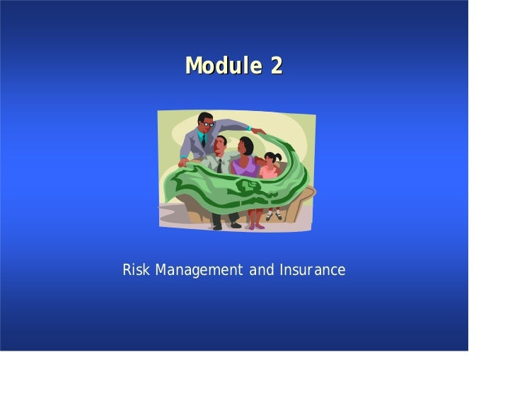 Risk Management and Insurance subjects in university