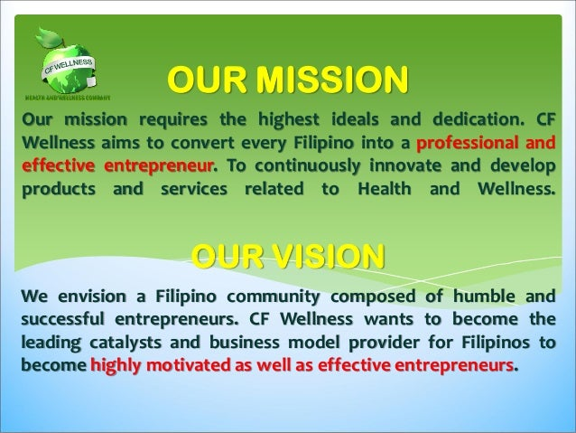 Health and wellness business plan