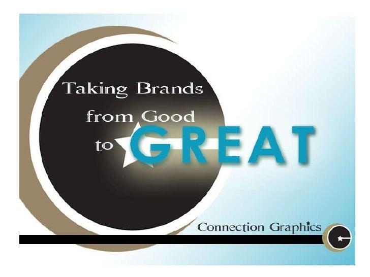 Branding-presentation Connection Graphics