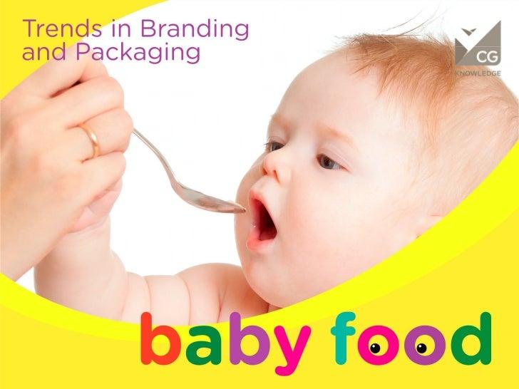 CG Baby Food Trends