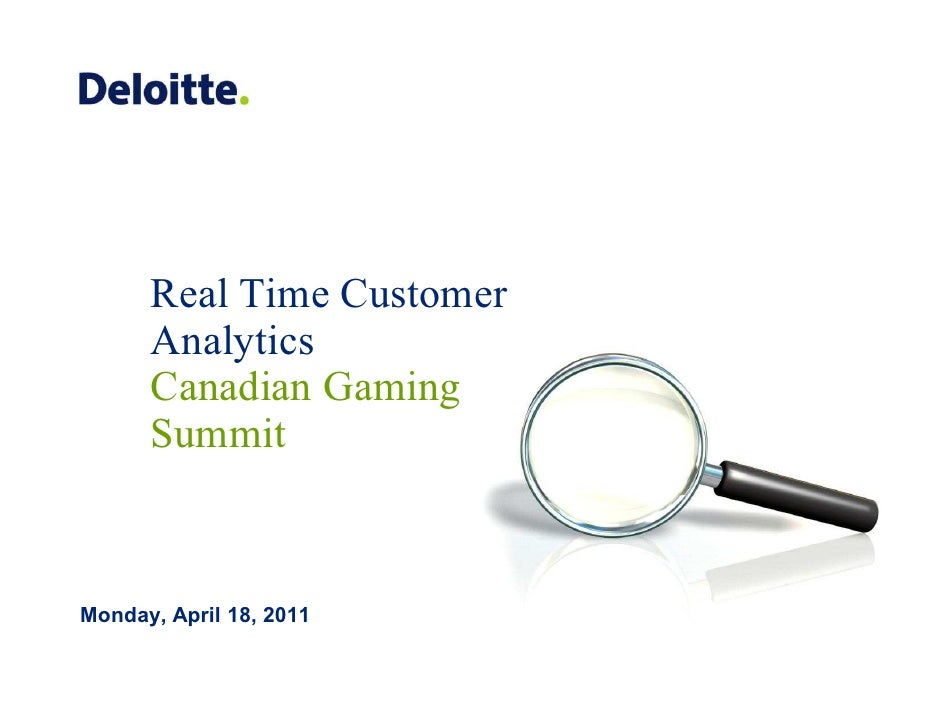 Cgc2 cdn gamingsummit-real-time-customer-analytics