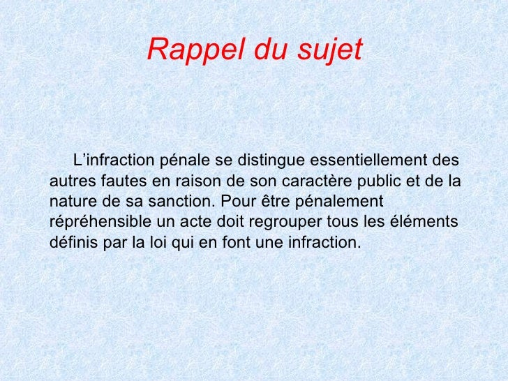 Comment Amener Le Sujet En Dissertation
