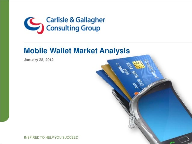 Who's taking an early lead in the mobile wallet marathon?