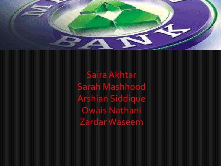 Saira AkhtarSarah MashhoodArshian Siddique Owais NathaniZardar Waseem