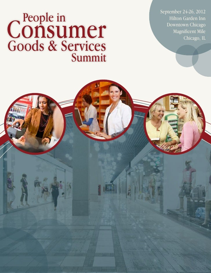 2nd Annual People In Goods & Services Summit
