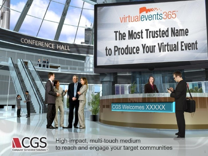 Cgs Ve365 Core Presentation V1 111109