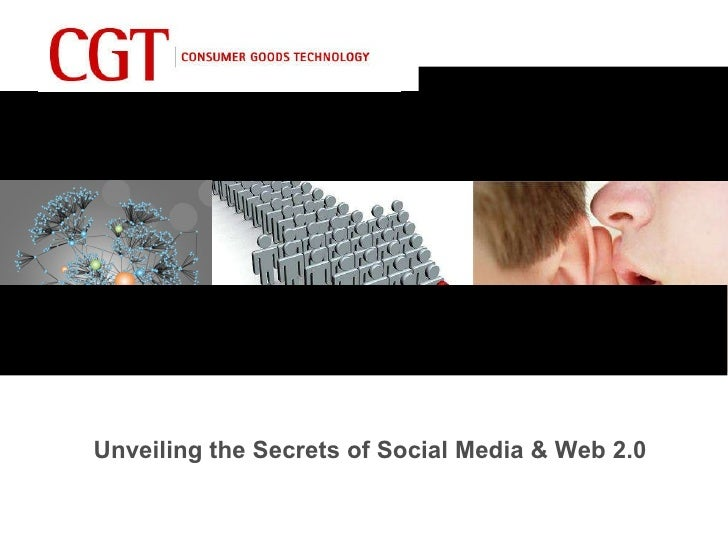 Unveiling the Secrets of Social Media & Web 2.0