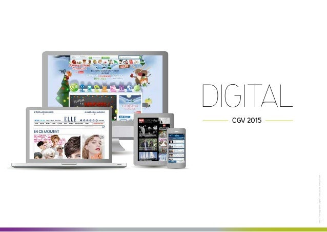 Digital : CGV 2014