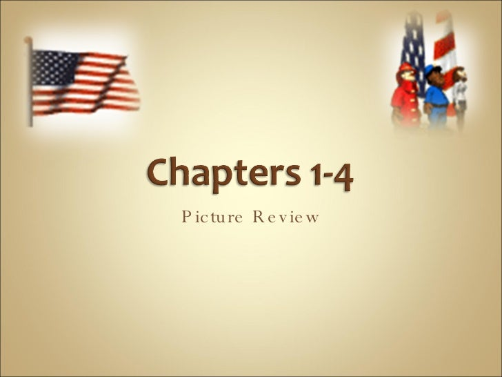 Ch 1 4 Picture Review